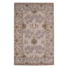 Poeme Antique White Rug