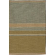 Pura Vida Apple Green/Sea Blue Area Rug