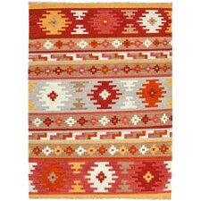 Anatolia Oatmeal Tribal Rug