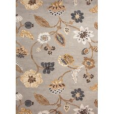 <strong>Jaipur Rugs</strong> Blue Ashwood Floral Rug