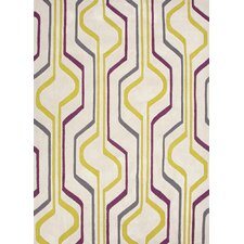 Brio Ashwood Geometric Rug