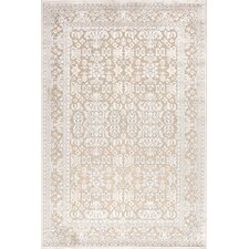 Fables Ivory & White Area Rug IV