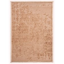 Fables Ivory/White Abstract Rug