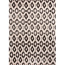 Foundations By Chayse Dacoda Black/Gray/Geometric Rug