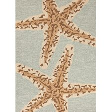 Grant Design I-O Blue Coastal Indoor/Outdoor Rug