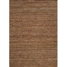 Hula Wasabi Natural Stripe Rug