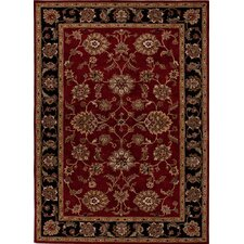 Mythos Red/Ebony Rug