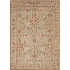 <strong>Jaipur Rugs</strong> Poeme Green Rug
