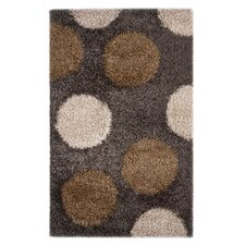 Bella Slate Gray Area Rug
