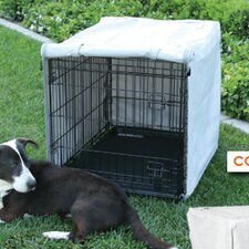 Life Stages 1-Door Dog Crate Cover