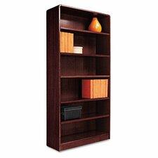"""Radius Corner 72"""" Bookcase"""