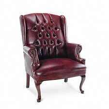 Century Series Guest Chair with Wing Back
