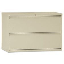 "<strong>Alera®</strong> 42"" Two-Drawer Lateral File Cabinet"