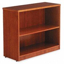 Verona Veneer Series Two-Shelve Bookcase