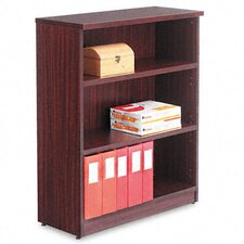 Valencia Series Three-Shelve Bookcase and Storage Cabinet