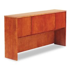 "Verona Veneer Series 72"" W Desk Hutch"