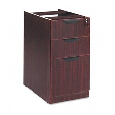 <strong>Alera®</strong> Valencia Series Two-Box and 1-File Drawer Full Pedestal