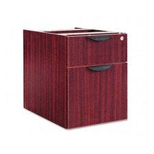 Valencia Series 3/4 Box and File Pedestal