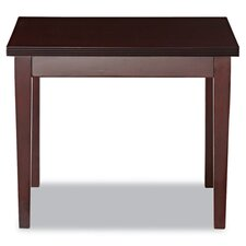 Verona Series 20w x 24d x 20h Tables in Mahogany