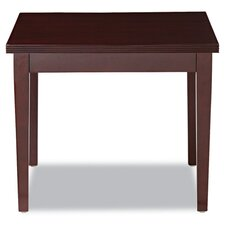 <strong>Alera®</strong> Verona Series 24w x 24d x 20h Tables in Mahogany