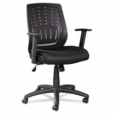 Eikon Series Mid-Back Mesh Managerial Chair