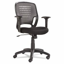 <strong>Alera®</strong> Eikon Series Mid-Back Mesh Swivel / Tilt Task Chair