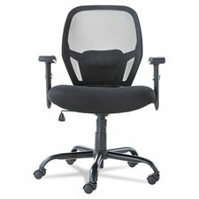 <strong>Alera®</strong> Merix450 Series Mid-Back Mesh Big and Tall Office Chair
