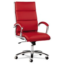 Neratoli High-Back Slim Profile Office Chair