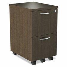 SedinaAG Series 2-Drawer Mobile File Pedestal