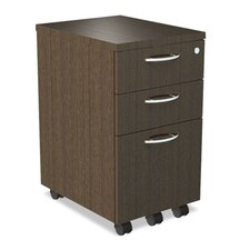 SedinaAG Series 3-Drawer Mobile File Pedestal