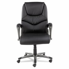 <strong>Alera®</strong> Toliz Series High-Back Swivel / Tilt Office Chair