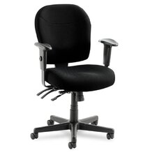 Wrigley 24/7 High Performance Mid-Back Multifunction Task Chair