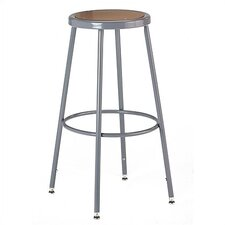 Height Adjustable Stool with Adjustable Legs