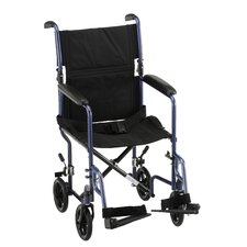 "GO! Mobility Steel 19"" Transport Wheelchair"