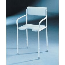 Shower Chair with Back Arms