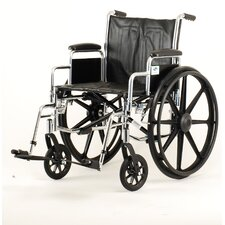 <strong>Nova Ortho-Med, Inc.</strong> GO! Mobility Bariatric Wheelchair