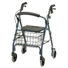 <strong>Nova Ortho-Med, Inc.</strong> GetGo Walker with Detachable Flip Back