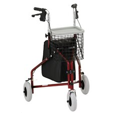 Traveler 3 Wheel Rolling Walker