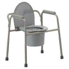 <strong>Nova Ortho-Med, Inc.</strong> 3 in 1 Bedside Commode