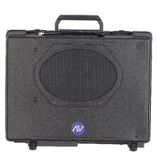 <strong>AmpliVox Sound Systems</strong> Compact Companion Speaker