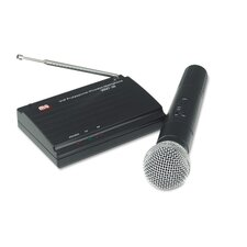 <strong>AmpliVox Sound Systems</strong> VHF Wireless Handheld Mic Kit