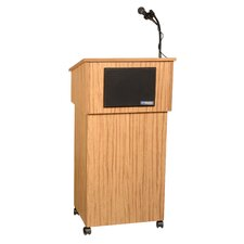 Tabletop Lectern and Lectern Base