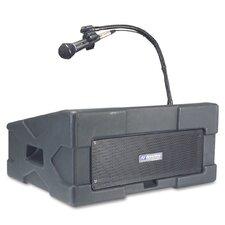 AmpliPod Podium 50 Watt Lectern PA