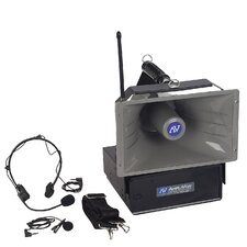 <strong>AmpliVox Sound Systems</strong> Wireless Half-Miler Hailer