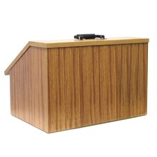 EZ Folding Lectern with Carrying Case