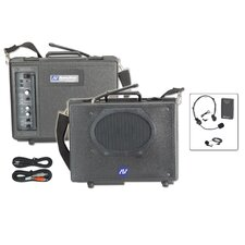 Wireless Audio Portable Buddy 50 Watt PA System