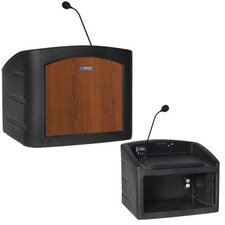 <strong>AmpliVox Sound Systems</strong> Pinnacle Tabletop Lectern