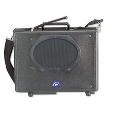Wireless Audio Portable Buddy Professional Group Broadcast 50 Watt PA System