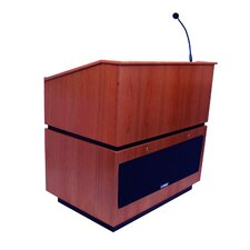 <strong>AmpliVox Sound Systems</strong> Wireless Coventry Lectern