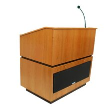 <strong>AmpliVox Sound Systems</strong> Coventry Lectern